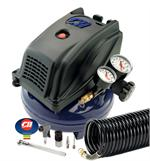 FP260000AV 1 Gallon Air Compressor with Inflation Kit