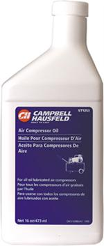 ST125312AV Air Compressor Oil Campbell Hausfeld